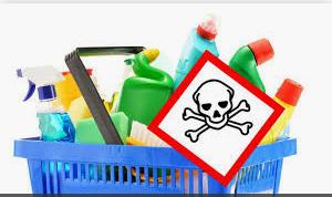 La vérité sur la toxicité de produits ménagers!