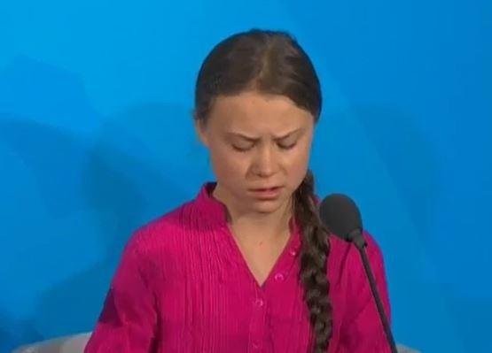Greta Thunberg : Comment osez-vous !  (Vidéo)