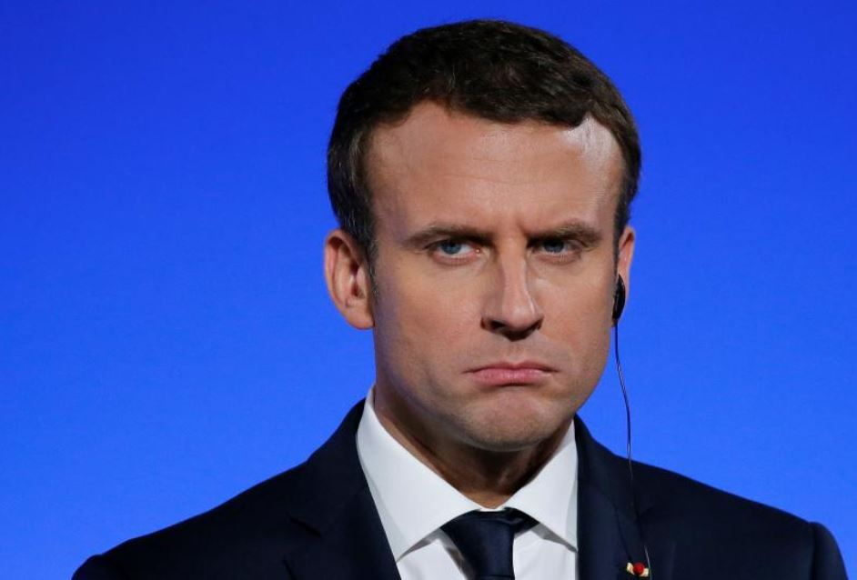 Le grand chef Macron
