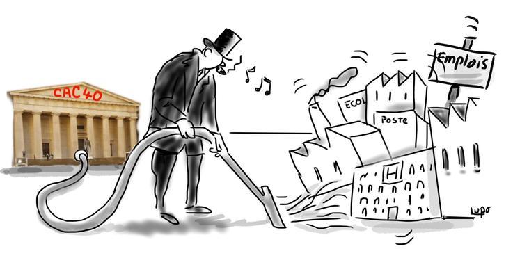 La suceuse capitaliste