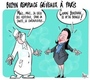 La ministre de la santé remplace Benjamin Griveaux