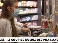 Masques : Colère des pharmaciens