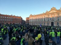 Interdite la manifestation gilets jaunes