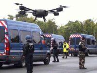 L'usage de drones par la police est illégal